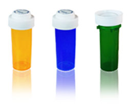 Reversible Vials with Caps